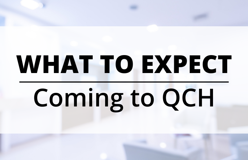 What to expect: coming to QCH