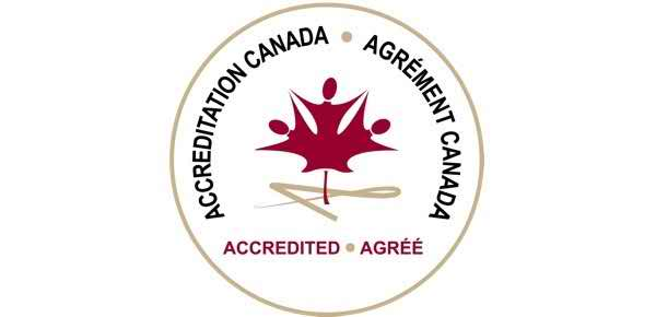 accredited seal logo