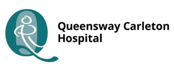 Queensway Carleton Hospital Logo